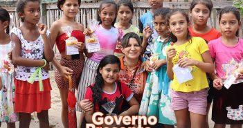 Governo Presente! – A ação que leva saúde, bem-estar e muito amor às comunidades.