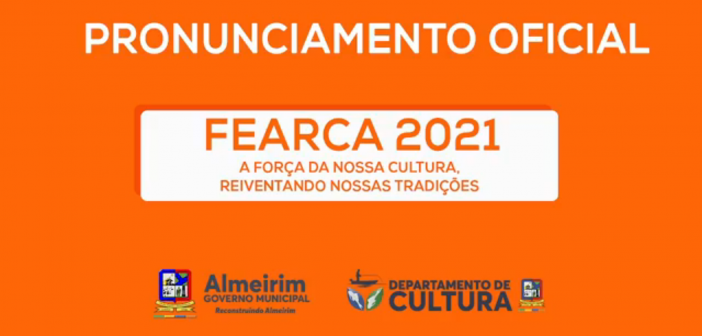 FEARCA FEST LIVE 2021
